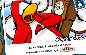 rockhopper is far away still,but on his way!!
