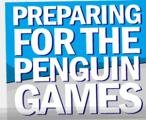 we are preparing for the penguin games 08'