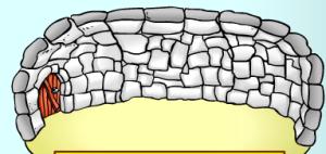 deluxe stone igloo